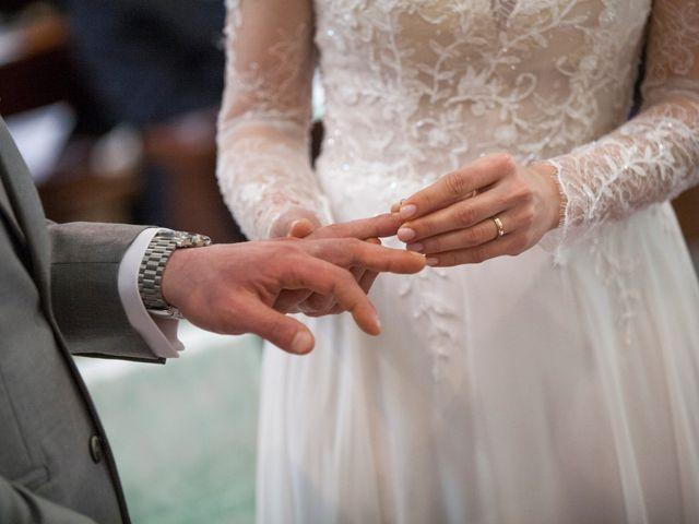 Il matrimonio di Federico e Eva a Loreggia, Padova 33