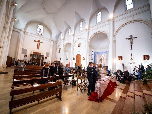 Il matrimonio di Federico e Eva a Loreggia, Padova 34