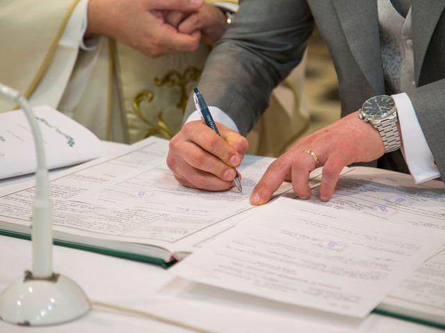 Il matrimonio di Federico e Eva a Loreggia, Padova 36