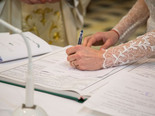 Il matrimonio di Federico e Eva a Loreggia, Padova 37
