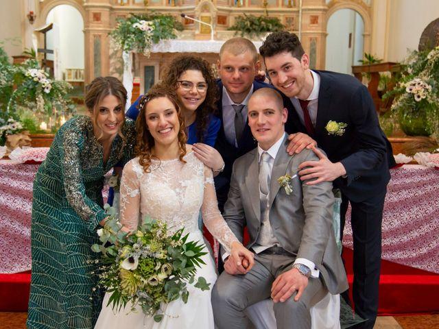 Il matrimonio di Federico e Eva a Loreggia, Padova 38