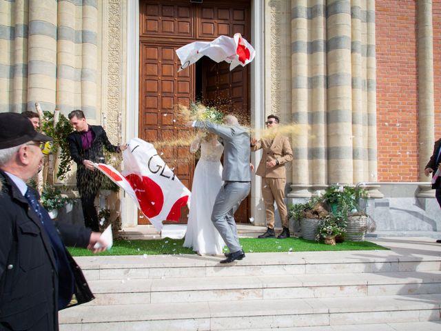 Il matrimonio di Federico e Eva a Loreggia, Padova 40