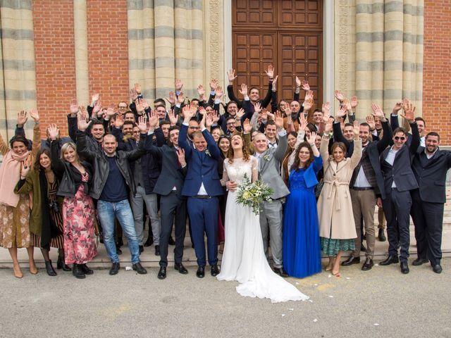 Il matrimonio di Federico e Eva a Loreggia, Padova 41