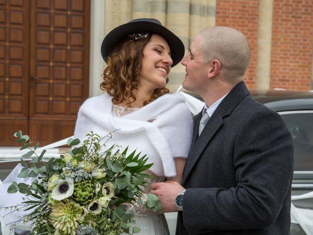Il matrimonio di Federico e Eva a Loreggia, Padova 42