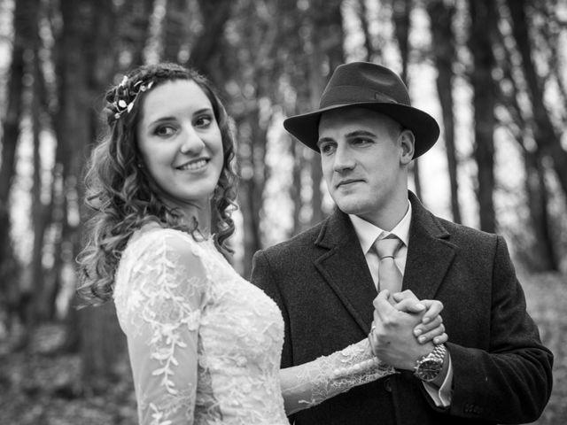 Il matrimonio di Federico e Eva a Loreggia, Padova 48