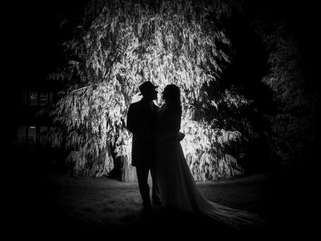Il matrimonio di Federico e Eva a Loreggia, Padova 53