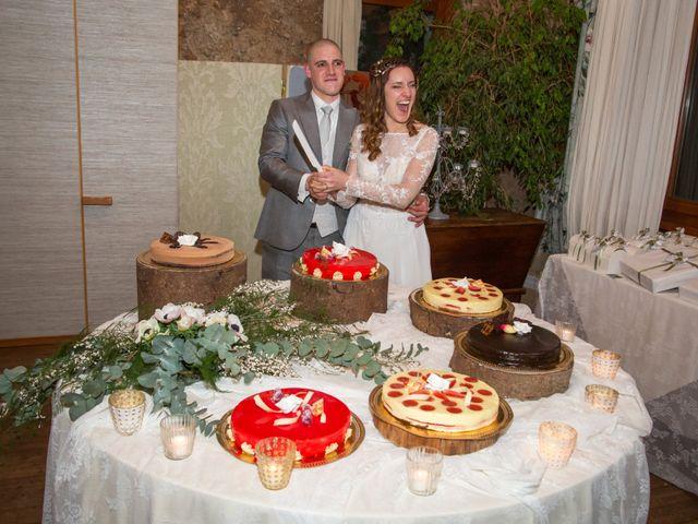Il matrimonio di Federico e Eva a Loreggia, Padova 56