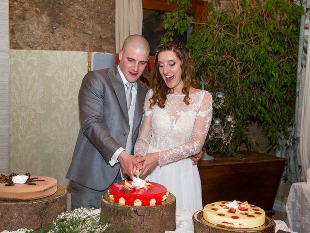 Il matrimonio di Federico e Eva a Loreggia, Padova 63