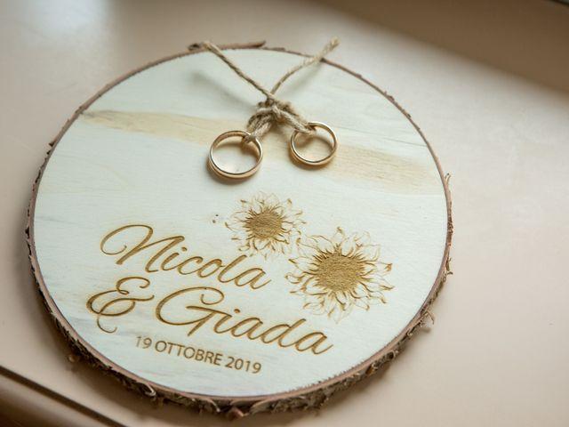 Il matrimonio di Nicola e Giada a Gussago, Brescia 1