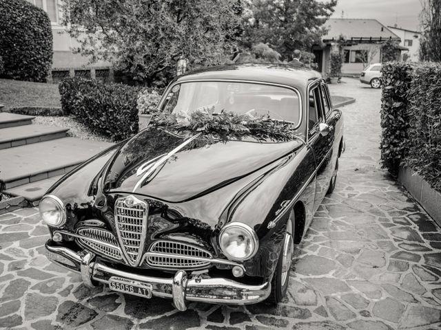 Il matrimonio di Nicola e Giada a Gussago, Brescia 13
