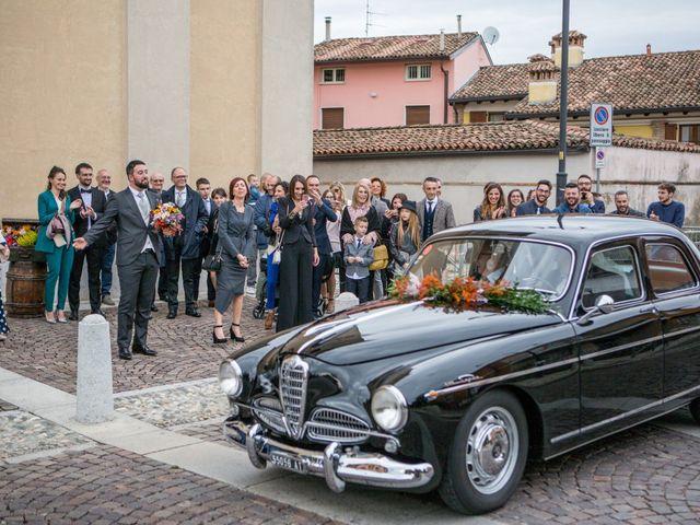 Il matrimonio di Nicola e Giada a Gussago, Brescia 14