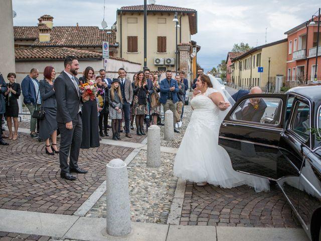 Il matrimonio di Nicola e Giada a Gussago, Brescia 15