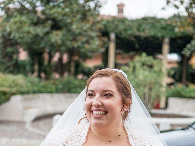 Il matrimonio di Nicola e Giada a Gussago, Brescia 17