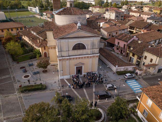 Il matrimonio di Nicola e Giada a Gussago, Brescia 20