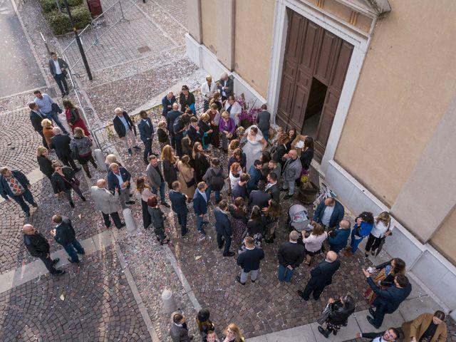 Il matrimonio di Nicola e Giada a Gussago, Brescia 21