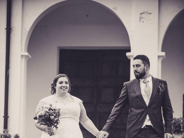 Il matrimonio di Nicola e Giada a Gussago, Brescia 26