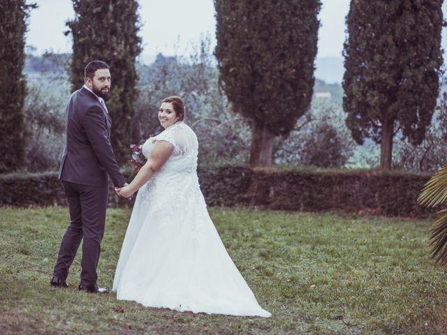 Il matrimonio di Nicola e Giada a Gussago, Brescia 27