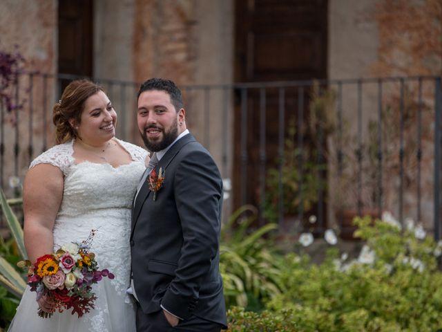 Il matrimonio di Nicola e Giada a Gussago, Brescia 28