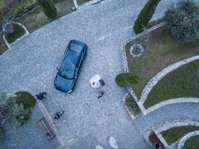 Il matrimonio di Nicola e Giada a Gussago, Brescia 29