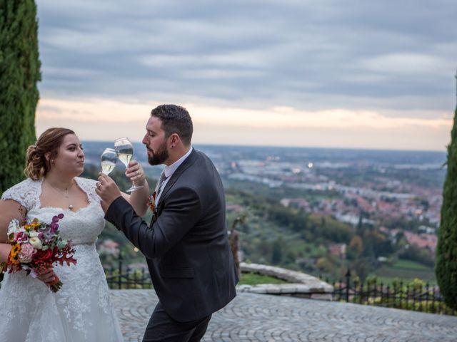 Il matrimonio di Nicola e Giada a Gussago, Brescia 30