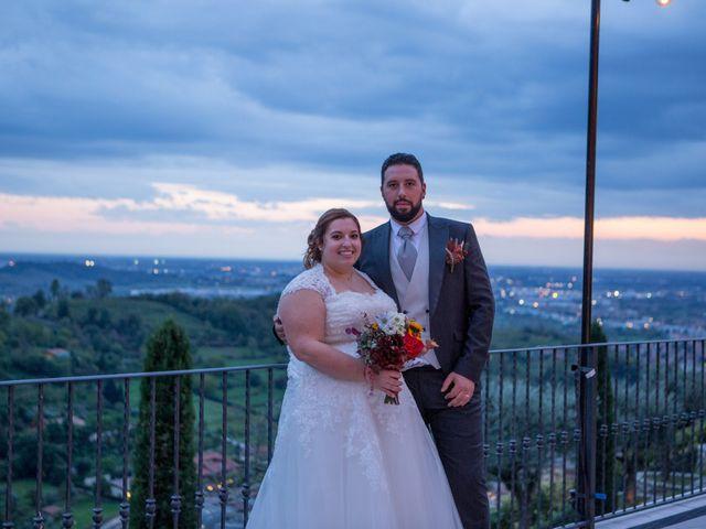 Il matrimonio di Nicola e Giada a Gussago, Brescia 31
