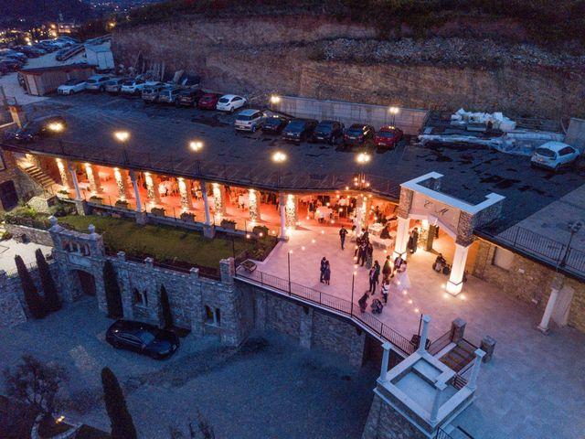 Il matrimonio di Nicola e Giada a Gussago, Brescia 35