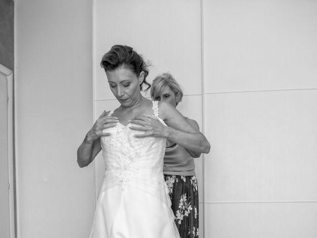 Il matrimonio di Davide e Antonina a Meda, Monza e Brianza 5