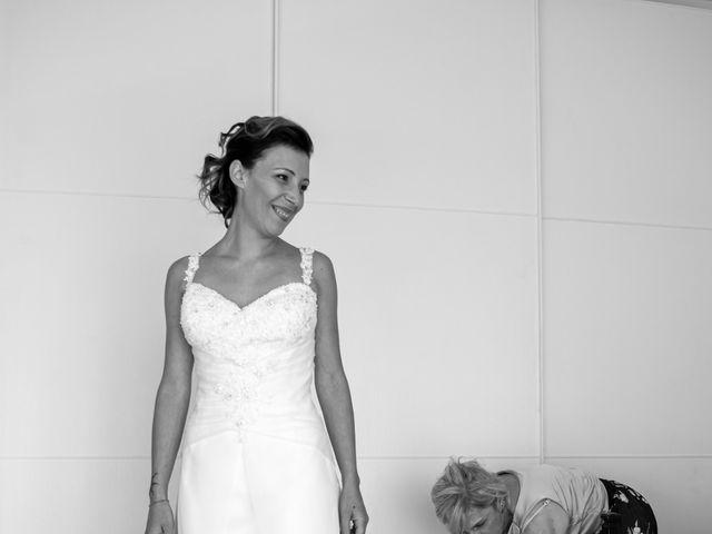 Il matrimonio di Davide e Antonina a Meda, Monza e Brianza 6
