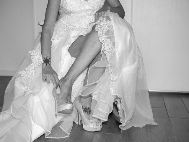 Il matrimonio di Davide e Antonina a Meda, Monza e Brianza 7