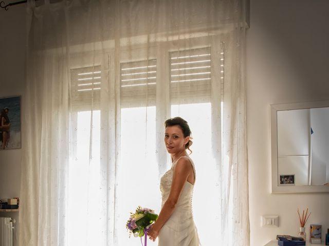Il matrimonio di Davide e Antonina a Meda, Monza e Brianza 9