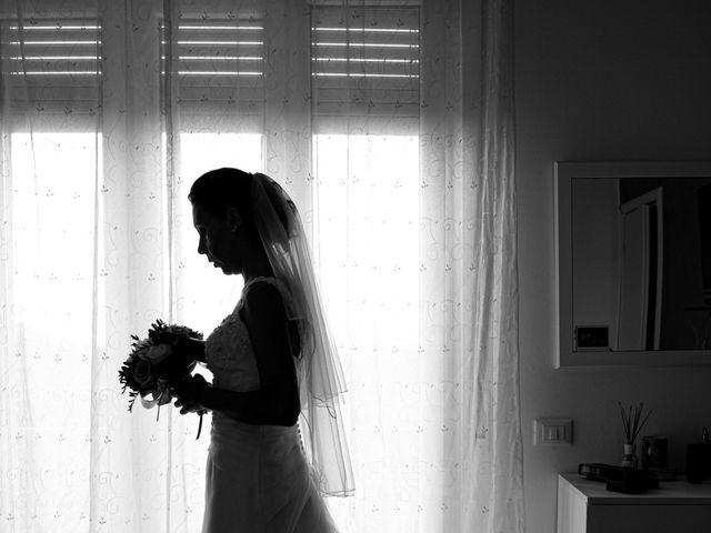 Il matrimonio di Davide e Antonina a Meda, Monza e Brianza 11