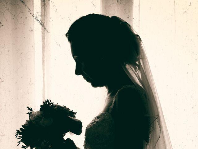 Il matrimonio di Davide e Antonina a Meda, Monza e Brianza 12