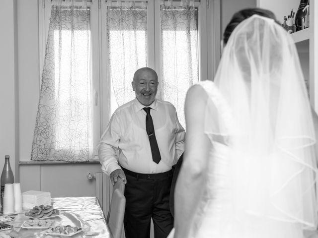 Il matrimonio di Davide e Antonina a Meda, Monza e Brianza 13