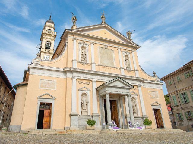 Il matrimonio di Davide e Antonina a Meda, Monza e Brianza 28