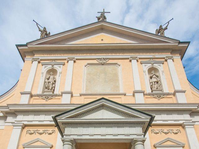 Il matrimonio di Davide e Antonina a Meda, Monza e Brianza 29