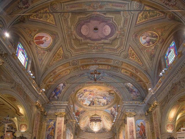 Il matrimonio di Davide e Antonina a Meda, Monza e Brianza 31