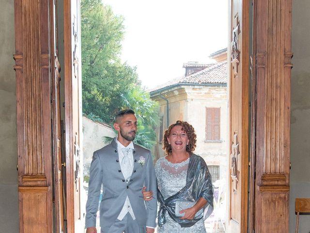 Il matrimonio di Davide e Antonina a Meda, Monza e Brianza 32