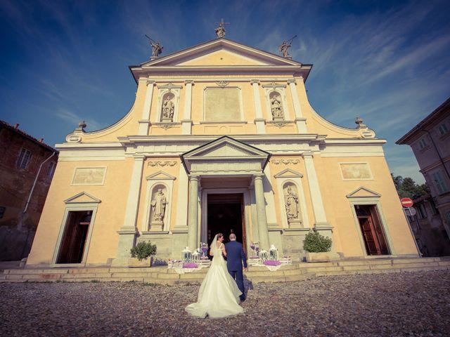 Il matrimonio di Davide e Antonina a Meda, Monza e Brianza 33