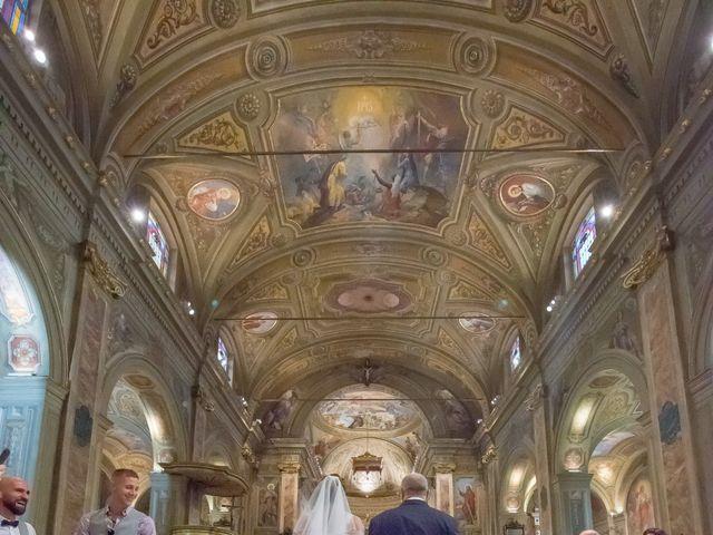 Il matrimonio di Davide e Antonina a Meda, Monza e Brianza 34
