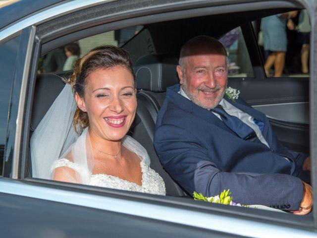 Il matrimonio di Davide e Antonina a Meda, Monza e Brianza 35