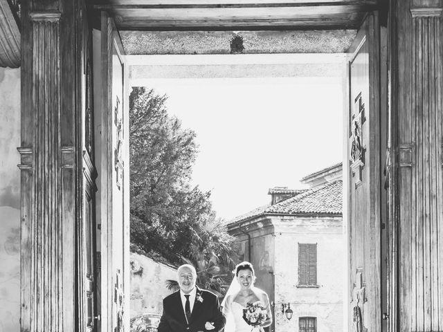 Il matrimonio di Davide e Antonina a Meda, Monza e Brianza 36