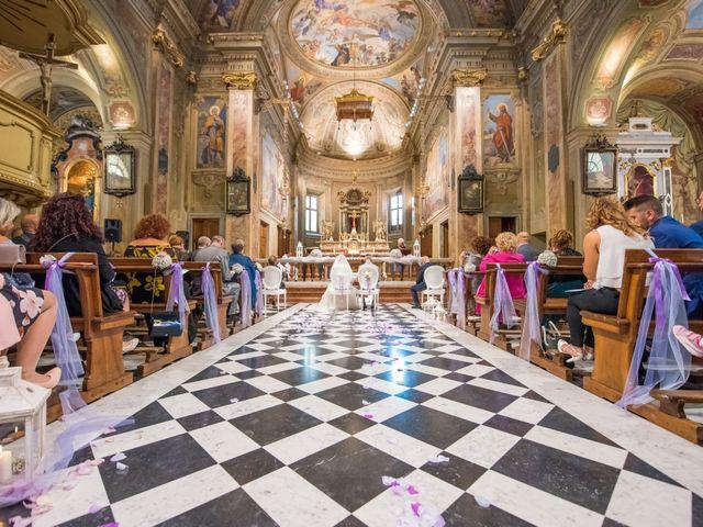Il matrimonio di Davide e Antonina a Meda, Monza e Brianza 37