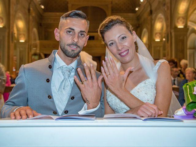 Il matrimonio di Davide e Antonina a Meda, Monza e Brianza 38