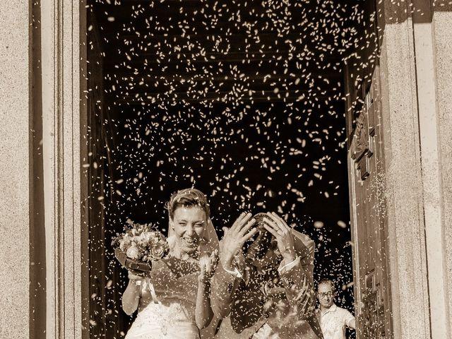 Il matrimonio di Davide e Antonina a Meda, Monza e Brianza 40