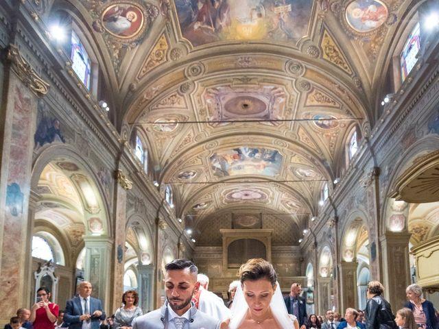 Il matrimonio di Davide e Antonina a Meda, Monza e Brianza 41