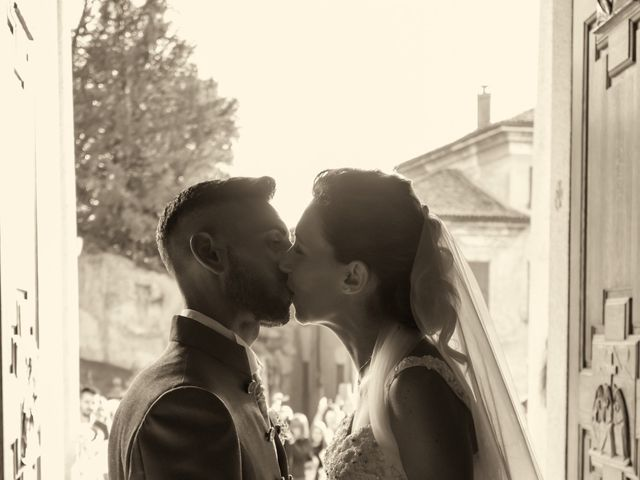 Il matrimonio di Davide e Antonina a Meda, Monza e Brianza 43