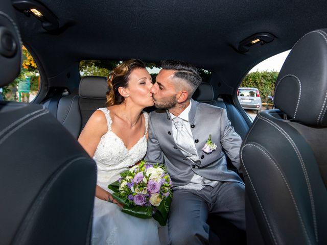Il matrimonio di Davide e Antonina a Meda, Monza e Brianza 56
