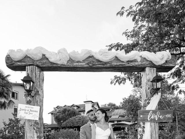 Il matrimonio di Davide e Antonina a Meda, Monza e Brianza 58
