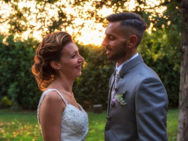 Il matrimonio di Davide e Antonina a Meda, Monza e Brianza 59