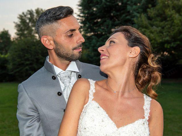 Il matrimonio di Davide e Antonina a Meda, Monza e Brianza 61